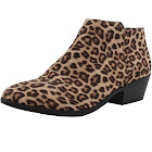 Soda Women's Shoes Soda Round Toe Ankle Boot