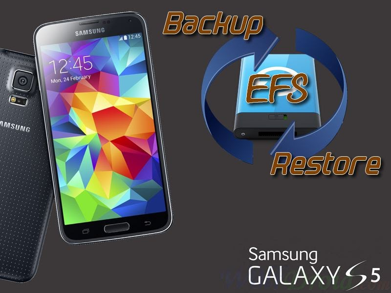 backup galaxy s5