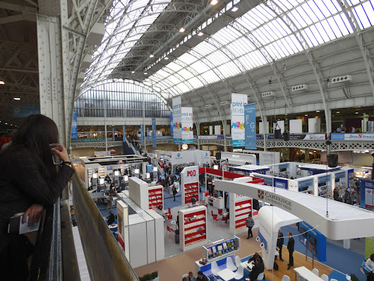 'Tales of Two Markets' in London Book Fair's Big Week