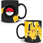 Pokemon Pikachu Spinner Ceramic Mug