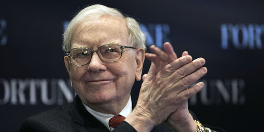 What's behind Buffett's $18 billion Apple bet