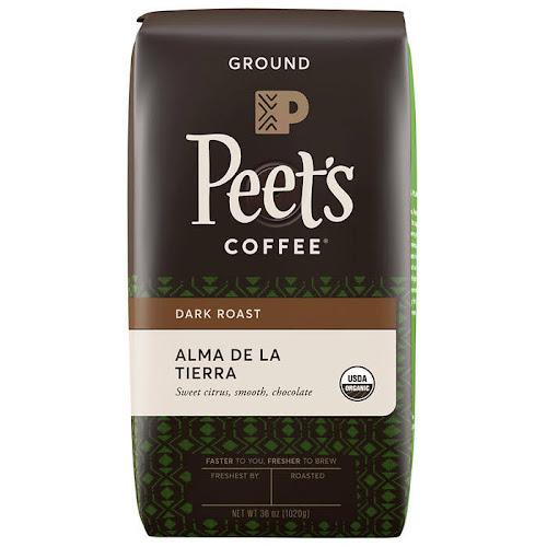 Peet's Organic Alma De La Tierra Coffee - 36 oz bag