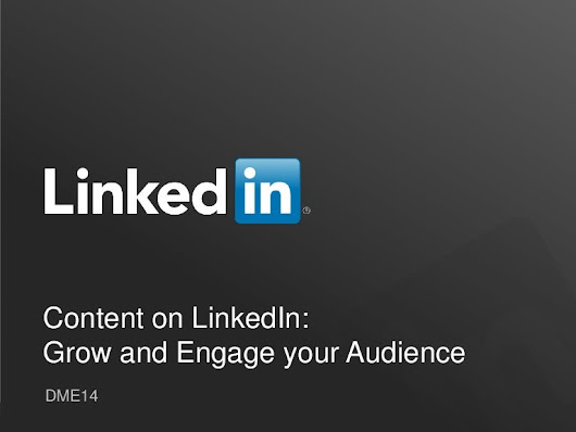 Content on LinkedIn: How News Brands Can Grow and Engage their Audi...