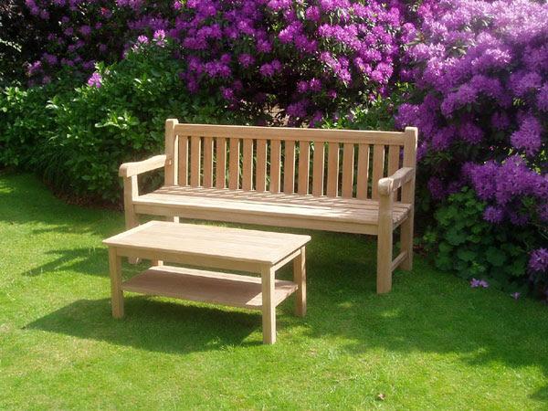 Garden Ideas With a Bench | TkCeramics's Blog