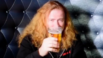 MEGADETH's DAVE MUSTAINE: What I Look For In A Good Beer