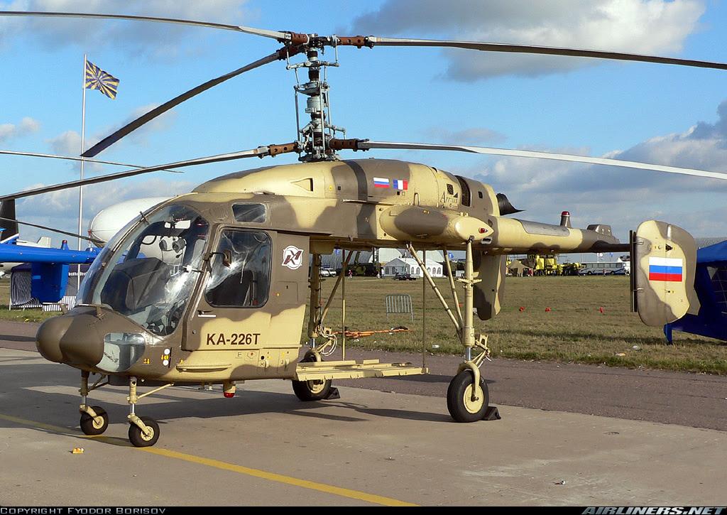 Resultado de imagen para Kamov Ka-226T