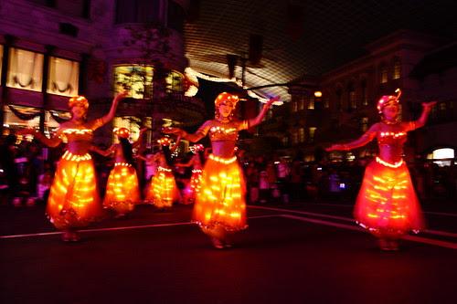 Magical Starlight Parade at Universal Studio Japan
