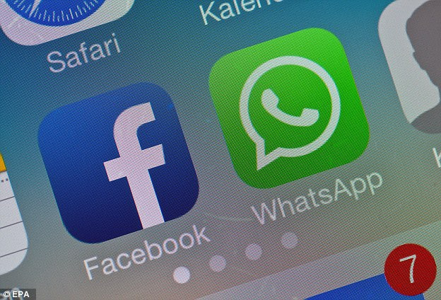 WhatsApp now claims to have more than one billion users around the world. Stock image