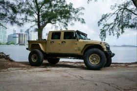 Bruiser Conversions Jeep 6x6