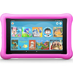 Amazon Fire HD 8 - Wi-Fi - 32 GB - Pink - 8""