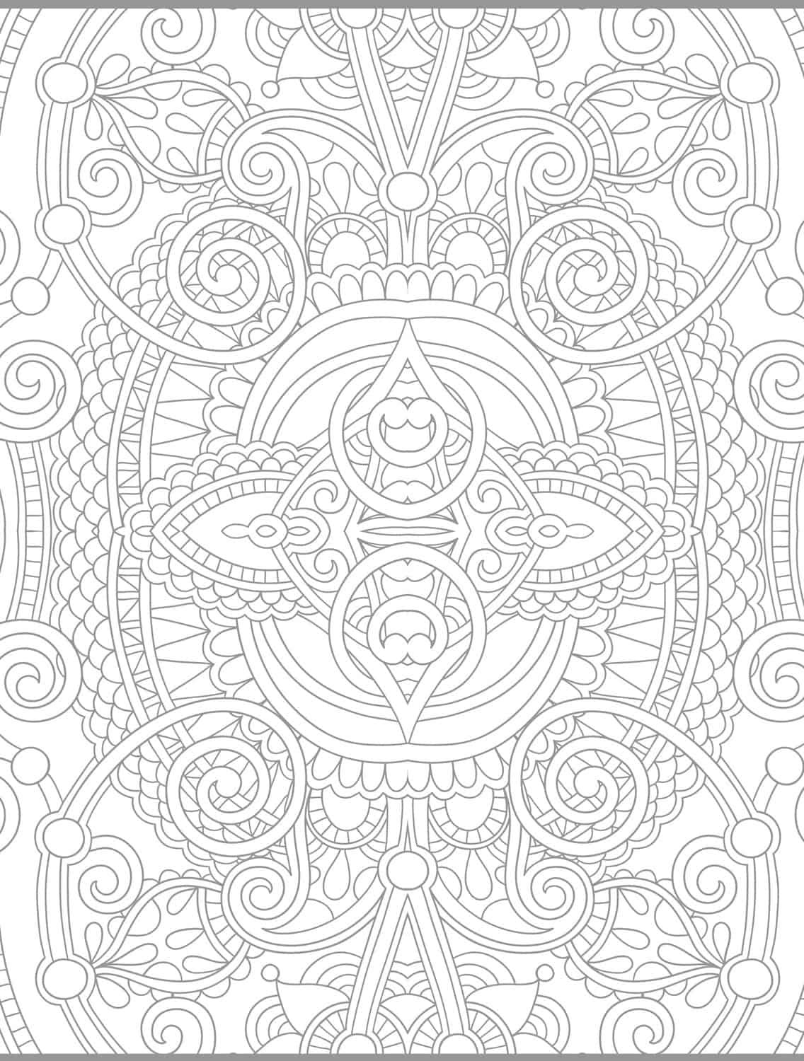 24 More Free Printable Adult Coloring Pages  Page 6 of 25