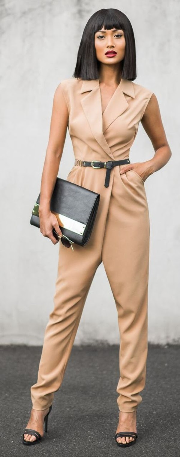 50 hot jumpsuit outfit ideas for girls 2016