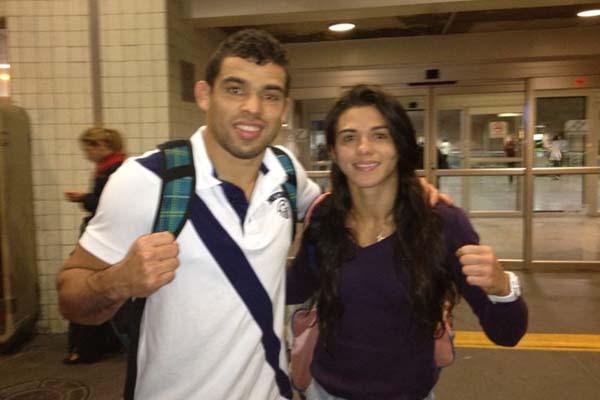 Potiguar recebe apoio de campeão Renan Barão