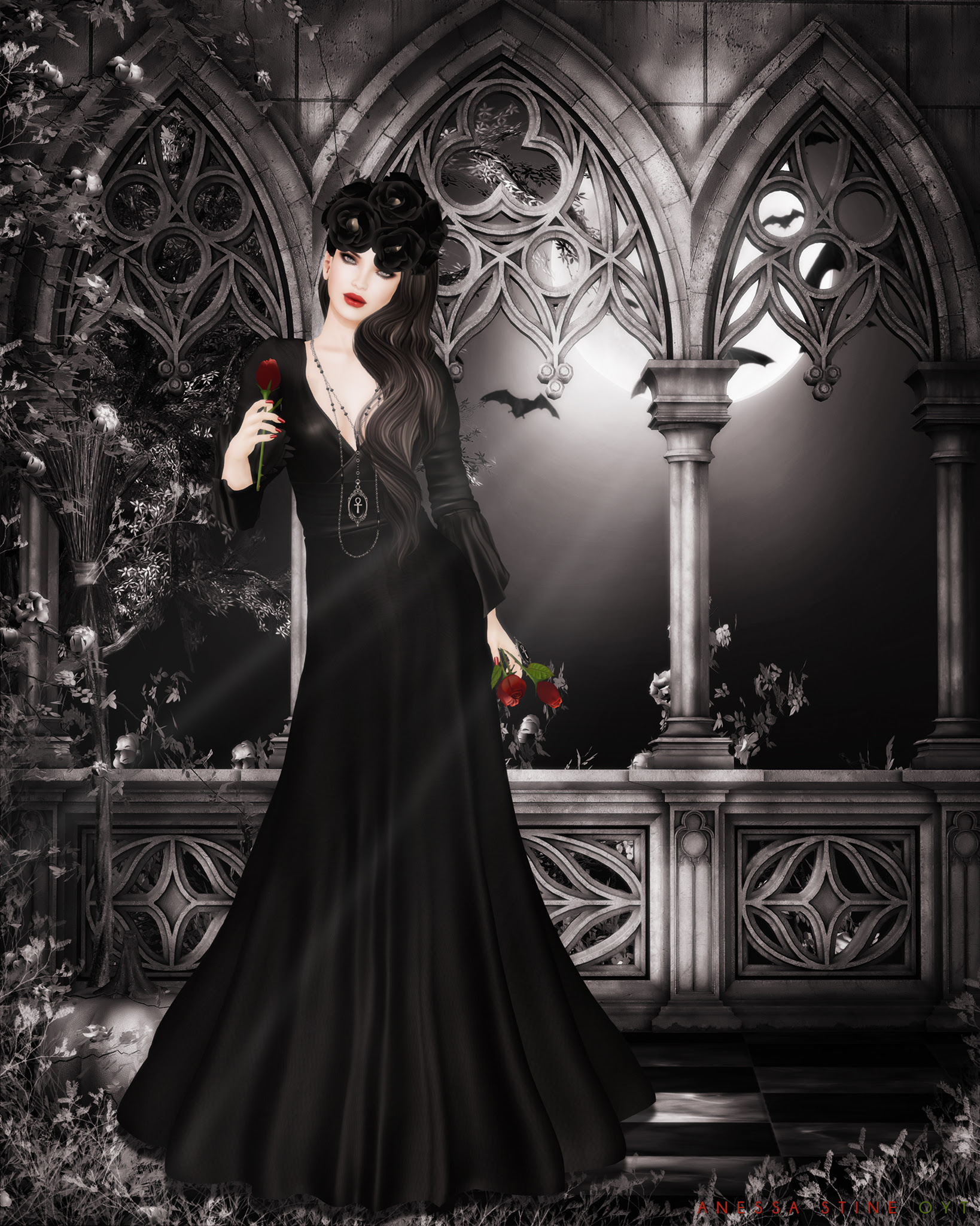 OYT: Modern Day Morticia