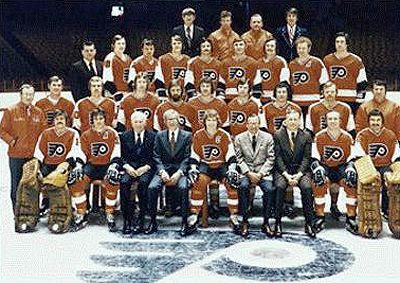 1973-74 Philadelphia Flyers