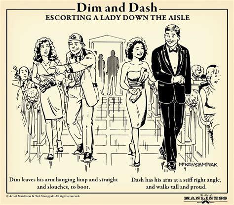 How To Be a Wedding Usher   Manly Stuff   Wedding ushers