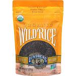 Lundberg Family Farms Organic Wild Rice - Case of 6 - 8 oz.