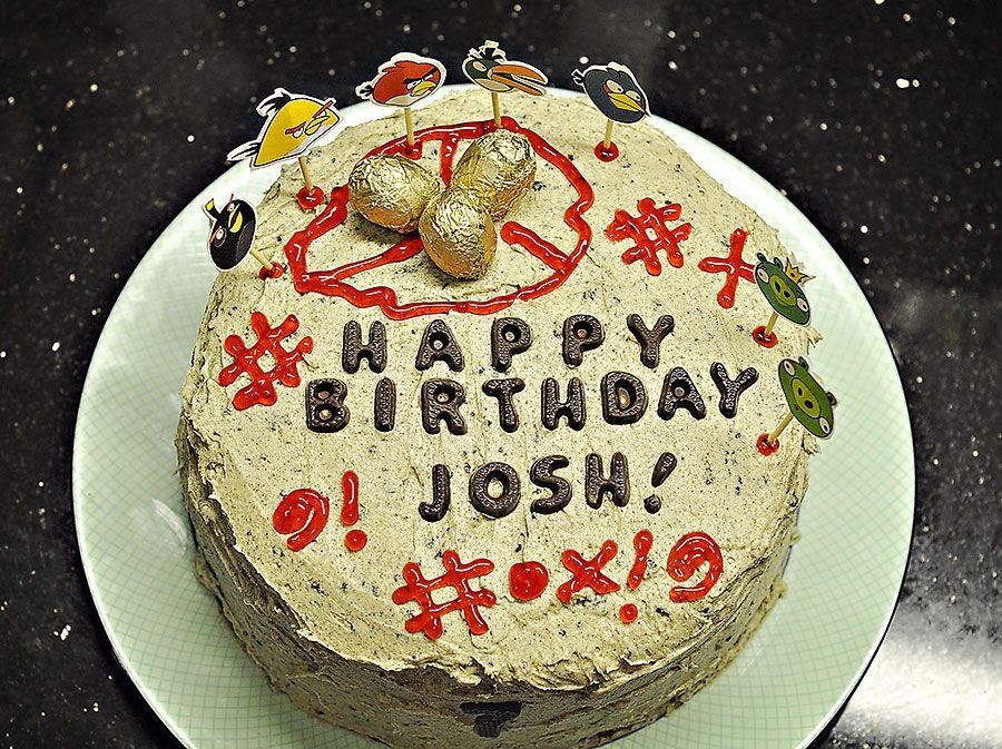 1.23, Josh turns 7!