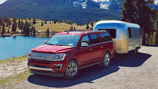 2018 Ford Expedition backseat is the place to be - Autoblog