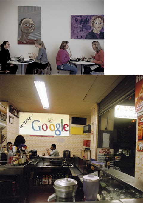 7-Lunch at Google in the Third World