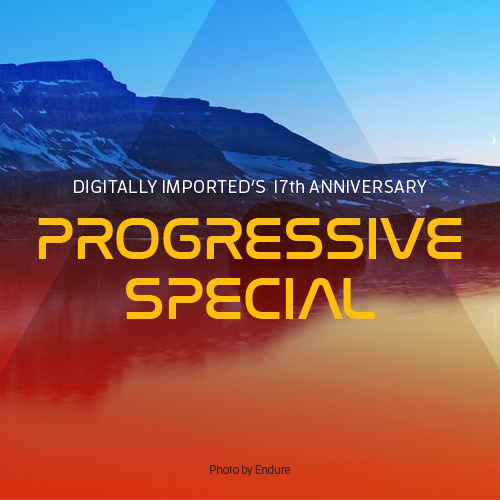Digitally Imported's 17th Anniversary Progressive Special (2016)
