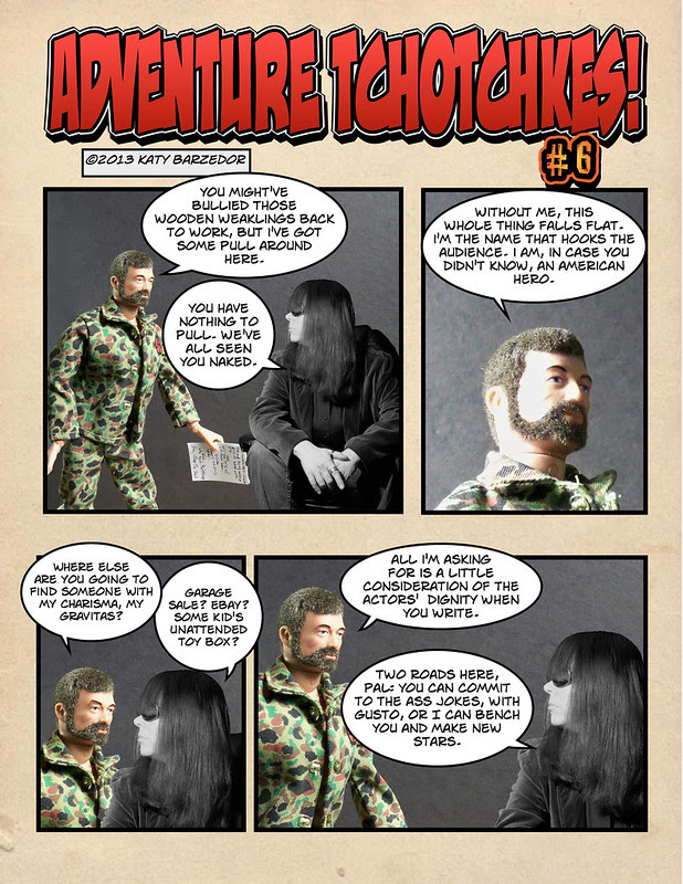 Adventure Tchotchkes! #6 - page 1 of 2