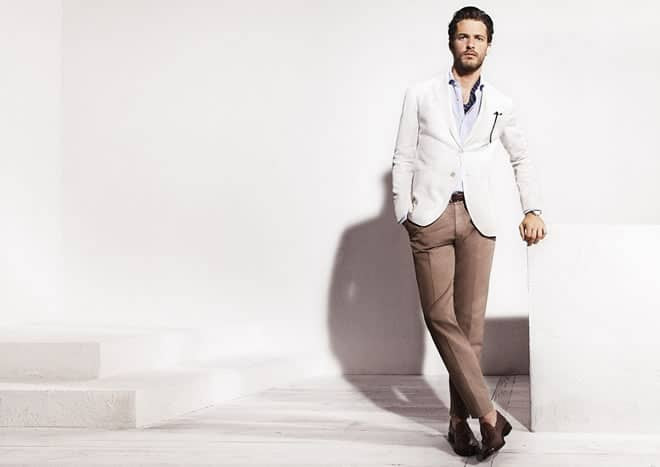 Massimo May 2012 Men's Lookbook