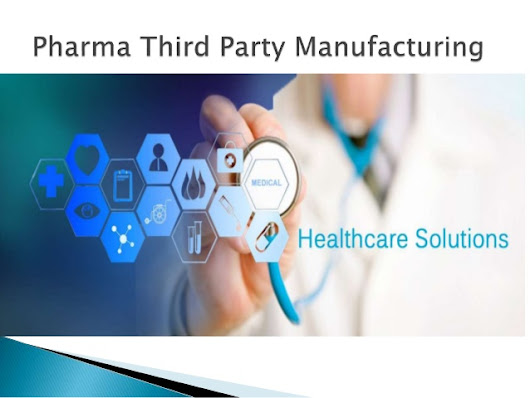 Looking for third party manufacturing pharma companies in Baddi?