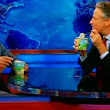 Viral Video: Pattinson and a Very Different Stewart Share a Ben & Jerry's Moment