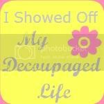 My Decoupaged Life
