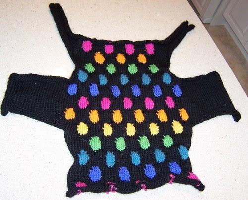 Westie Sweater #2