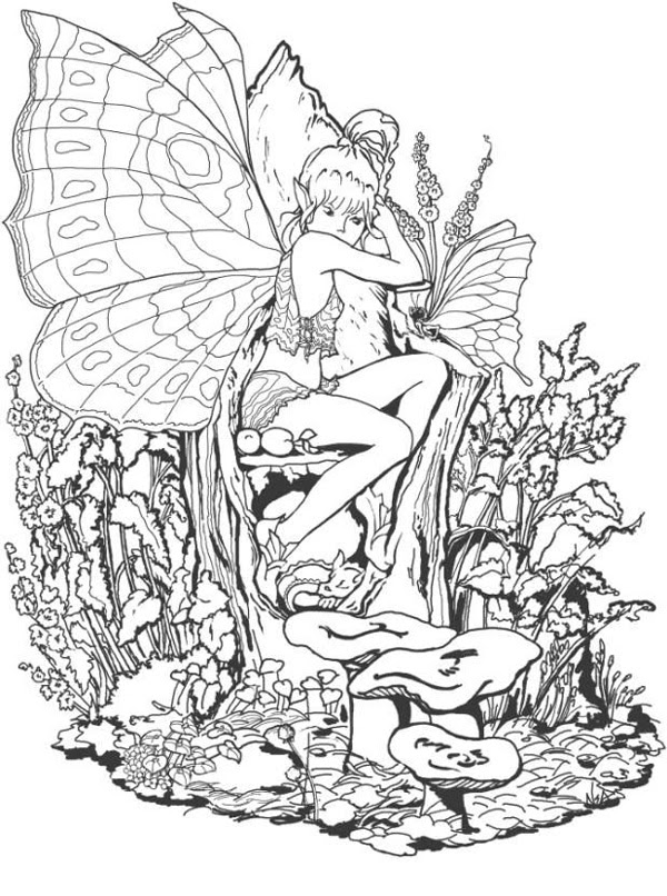 Download Coloring Pages for Adults PDF Free Download