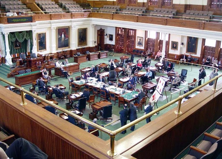 Image result for texas senate