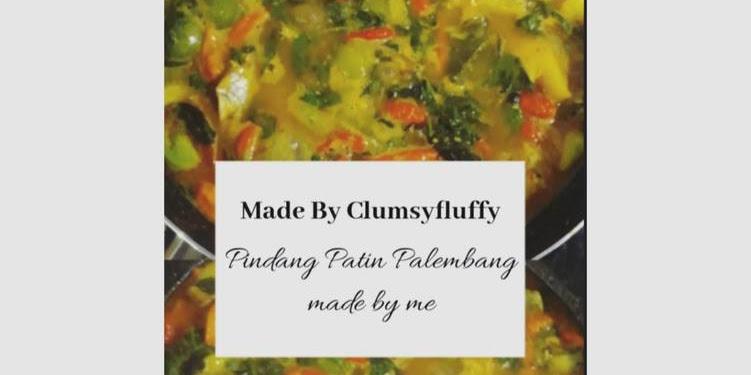 Resep Pindang Patin Palembang Oleh ClumsyFluffy