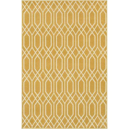 Oriental Weavers Hampton Gold/Ivory