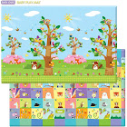 Baby Care Large Baby Play Mat, Birds in Trees