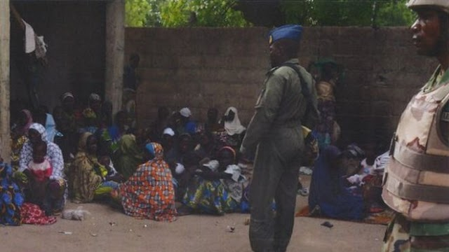 More Nigerians 'freed from Boko Haram'