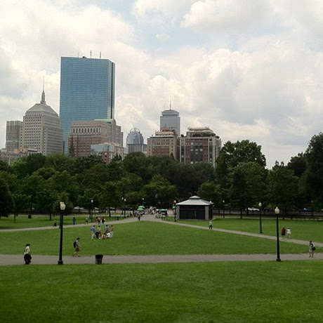 Archaeological Study Planned for Boston Common This Week