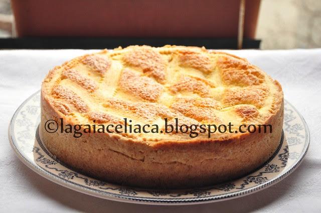 torta parisina montersino senza glutine