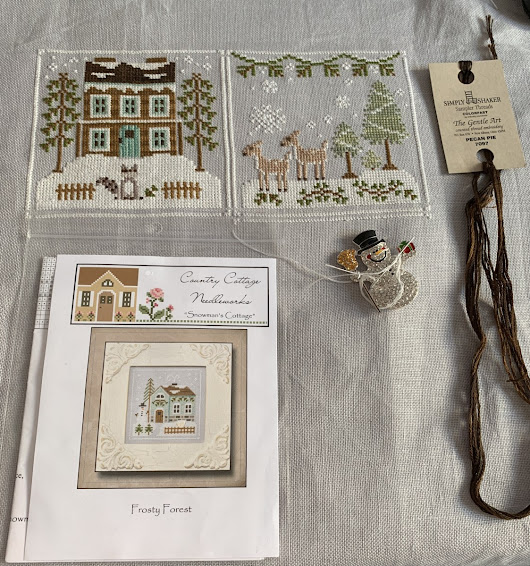 Time for some smalls – Teresa Little Stitcher