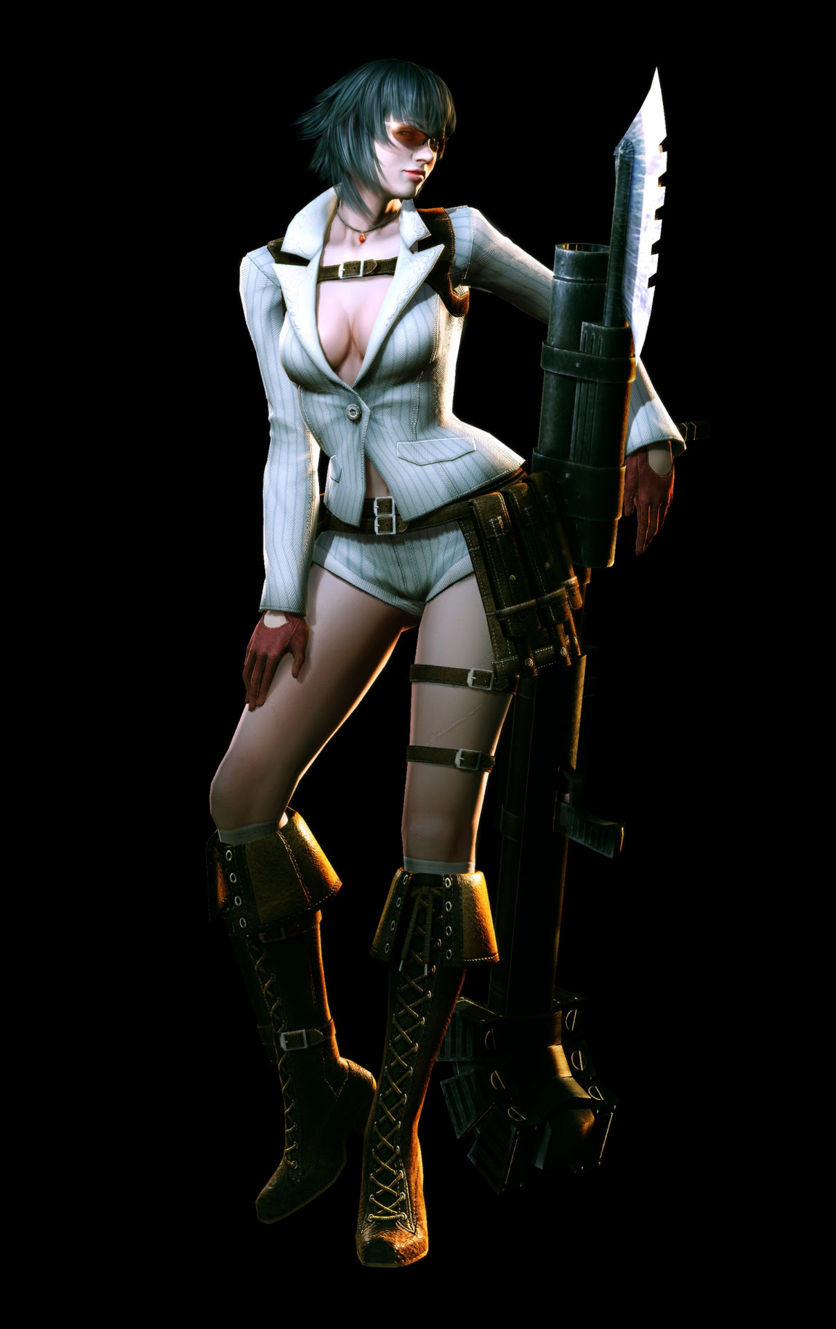 Devil May Cry 4 Special Edition Lady Devil May Cry 4 Photo
