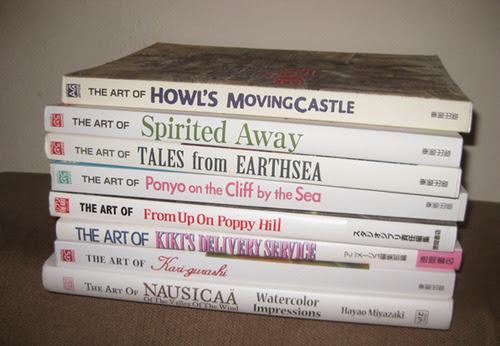 El mundo literario de Hayao Miyazaki