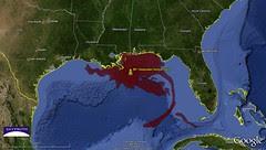 Deepwater Horizon Oil Spill - Cumulative Oil S...