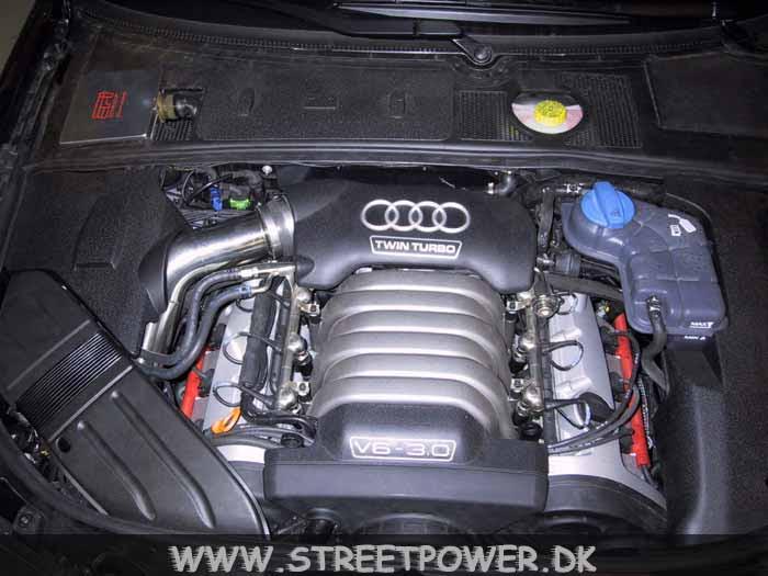 2003 Audi A4 30 Quattro Turbo Kit