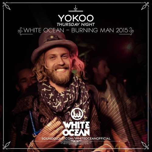 YokoO - White Ocean - Burning Man 2015 by WHITE OCEAN (official)