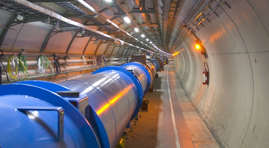 CERN scientists explain what would happen if you put your hand in the LHC's beam (video)