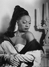 Photo by Rudolf Suroch of Josephine Baker. Hav...