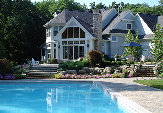 New England Inspiration Landscape Design Peabody Landscape Group