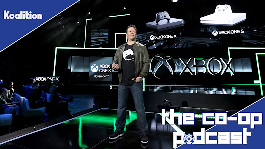 The Co-op Podcast 221: Will Phil Spencer's Promotion Save Xbox?