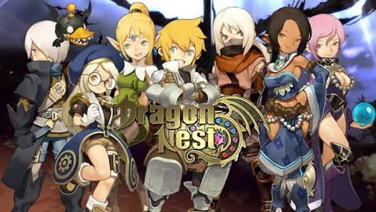 Dragon Nest Mobile MOD APK English Global Version - AndroPalace